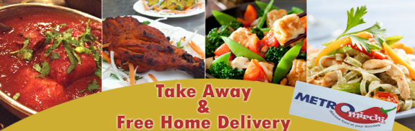 Home Delivery Restaurants in Noida