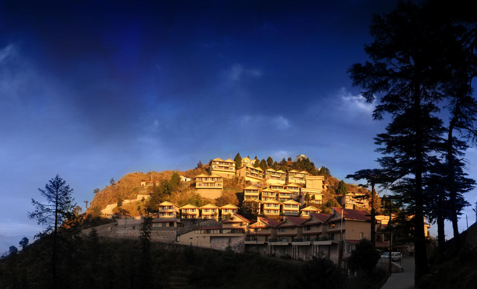 Mussoorie Hotels
