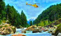 Vaishno Devi and Amarnath Yatra by Helicopter