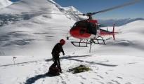 Kailash Mansarovar by Helicopter