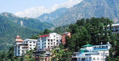 Dharamshala Hotels