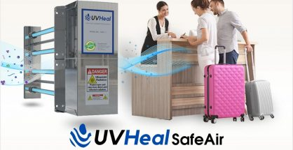 Air Disinfection Industry-UV Heal
