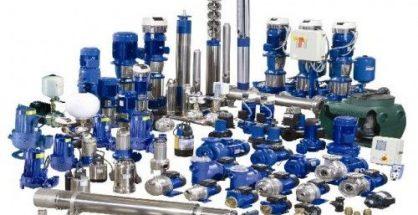 Industrial pumps manufacturers